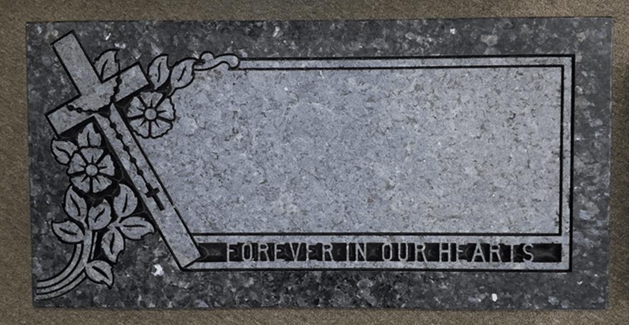 religious grave markers � tegeler monument company