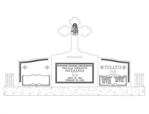Family Monuments Tegeler Monument Company