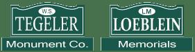 Tegeler Monument Company